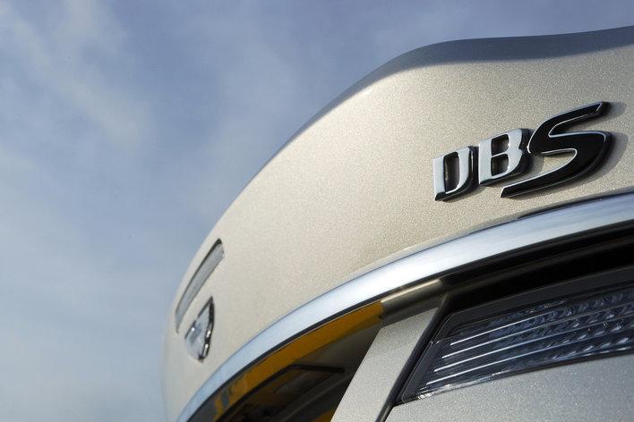 Фото Aston Martin DBS Volante кабриолет, модельный ряд 2009г