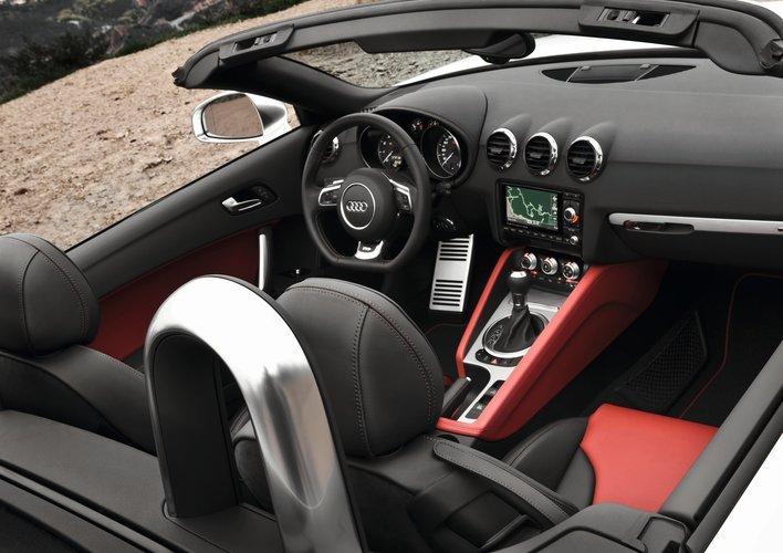Фото Audi TT S родстер, модельный ряд 2010г