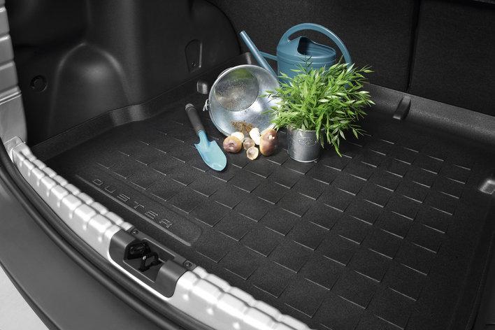 Коврик в багажник автомобиля