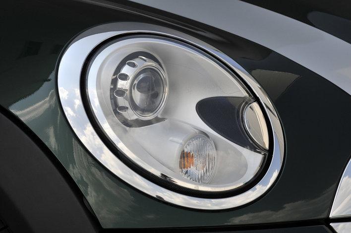Фото MINI Cooper Clubman универсал, модельный ряд 2010г