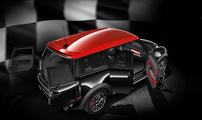 Фото MINI John Cooper Works Clubman универсал, модельный ряд 2010г