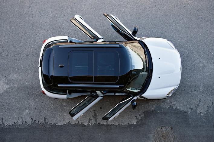 Фото MINI Cooper S Countryman 5-дверный кроссовер, модельный ряд 2010г