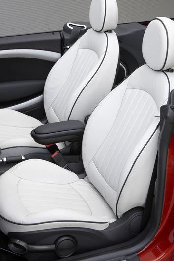 Фото MINI Cooper S Cabrio кабриолет, модельный ряд 2010г
