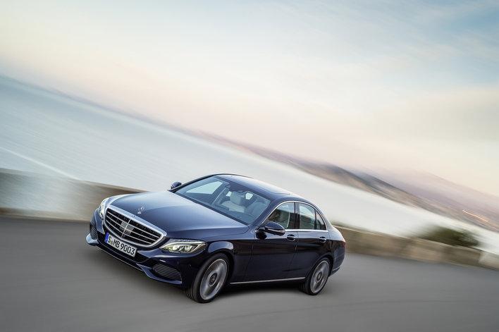 Фото Mercedes-Benz C-Class седан, модельный ряд 2014г