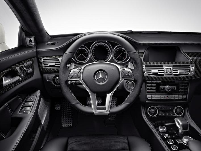 Фото Mercedes-Benz CLS Shooting Brake AMG универсал, модельный ряд 2012г