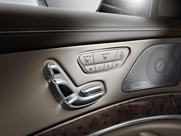 Фото Mercedes-Benz S-Class AMG седан, модельный ряд 2013г