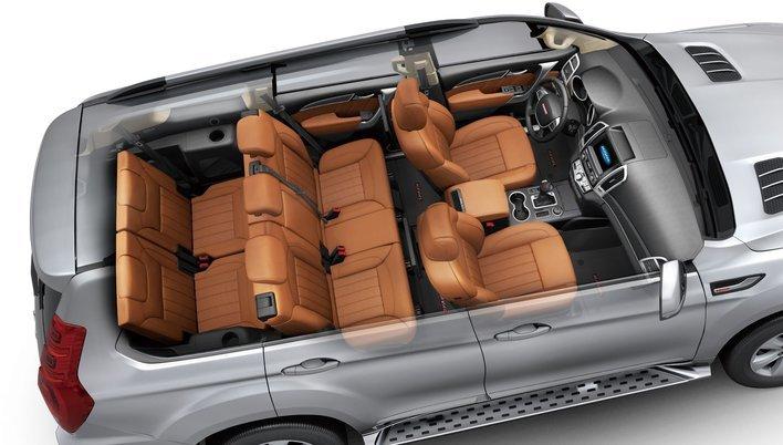 Фото Haval H9 5-дверный внедорожник, модельный ряд 2015г