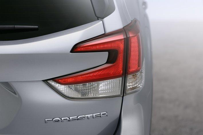 Фото Subaru Forester 5-дверный кроссовер, модельный ряд 2019г