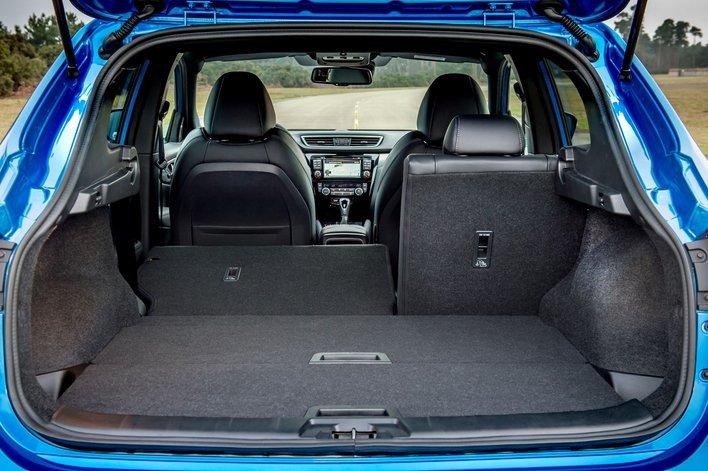 Фото Nissan Qashqai 5-дверный кроссовер, модельный ряд 2019г