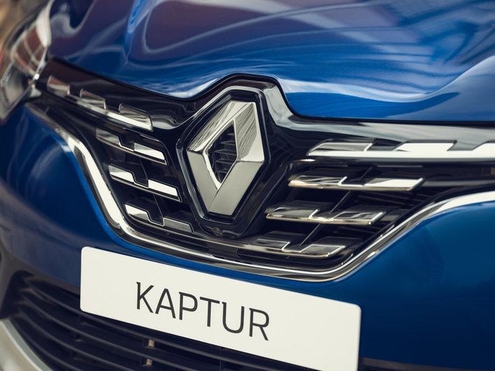 Фото Renault Kaptur 5-дверный кроссовер, модельный ряд 2020г