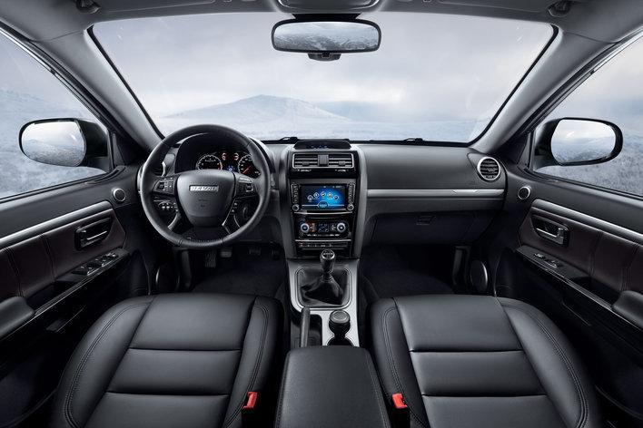 Фото Haval H5 5-дверный внедорожник, модельный ряд 2020г