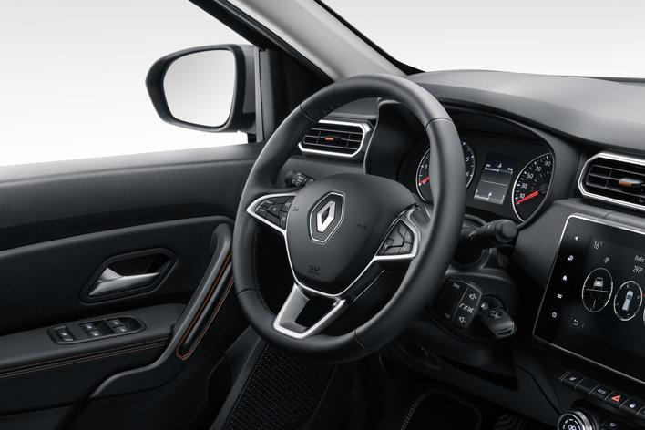 Фото Renault Duster 5-дверный кроссовер, модельный ряд 2021г