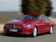 Описание Mercedes-Benz CLS седан поколение 2011г