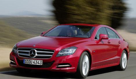 Фото Mercedes-Benz CLS седан, модельный ряд 2010г