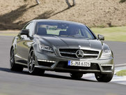 Описание Mercedes-Benz CLS 63 AMG седан поколение 2011г