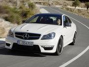 Описание Mercedes-Benz C63 AMG Coupe купе поколение 2012г