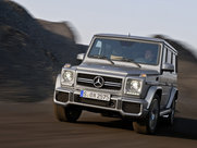 Описание Mercedes-Benz G63 AMG 5-дверный внедорожник поколение 2013г