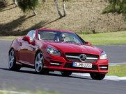 Описание Mercedes-Benz SLK родстер поколение 2014г