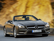 Описание Mercedes-Benz SL родстер поколение г