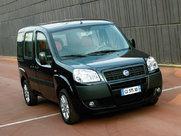 Описание FIAT Doblo Panorama минивэн поколение 2008г