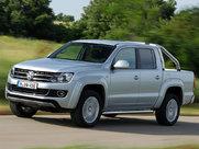 Описание Volkswagen Amarok пикап поколение 2018г