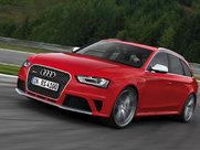 Описание Audi RS4 Avant универсал поколение 2008г