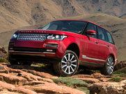 Описание Land Rover Range Rover 5-дверный внедорожник поколение г