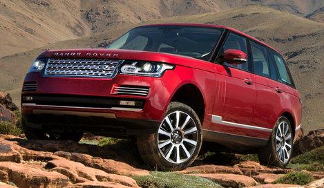 Фото Land Rover Range Rover 5-дверный внедорожник, модельный ряд 2012г