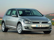 Volkswagen Golf3-дверный хэтчбек, поколение г.