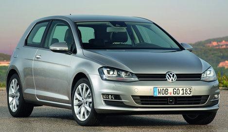 Фото Volkswagen Golf 3-дверный хэтчбек, модельный ряд 2012г