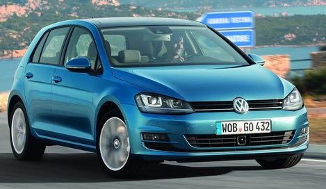 Фото Volkswagen Golf 5-дверный хэтчбек, модельный ряд 2012г