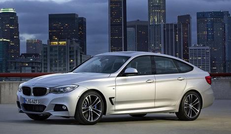 Фото BMW 3 Series Gran Turismo 5-дверный хэтчбек, модельный ряд 2013г