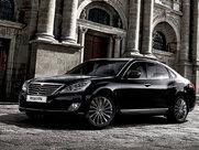 Hyundai Equusседан, поколение г.