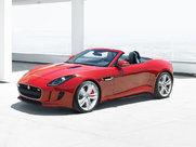 Описание Jaguar F-Type родстер поколение г