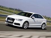 Audi A3седан, поколение г.