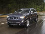 Описание Jeep Grand Cherokee 5-дверный внедорожник поколение 2018г