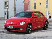ХарактеристикиVolkswagen Beetle3-дверный хэтчбек, поколение г.