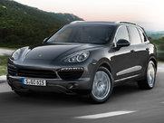 Описание Porsche Cayenne S 5-дверный кроссовер поколение г