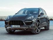 Описание Porsche Cayenne Turbo 5-дверный кроссовер поколение 2013г