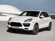 Описание Porsche Cayenne Turbo S 5-дверный кроссовер поколение 2013г