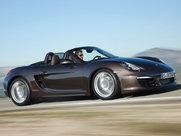 Описание Porsche Boxster родстер поколение 2013г