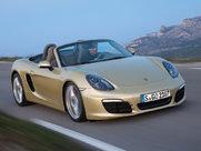 Описание Porsche Boxster S родстер поколение г
