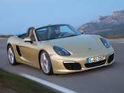 Porsche Boxster Sродстер, поколение г.