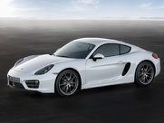 Описание Porsche Cayman купе поколение 2013г