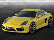 Porsche Cayman Sкупе, поколение г.