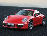 Описание Porsche 911 Carrera купе поколение г