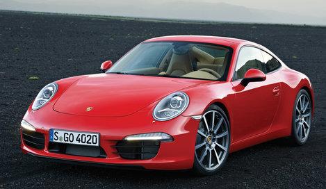 Фото Porsche 911 Carrera купе, модельный ряд 2011г