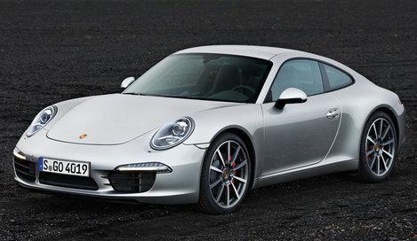 Фото Porsche 911 Carrera S купе, модельный ряд 2011г