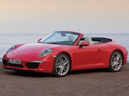 Описание Porsche 911 Carrera S Cabriolet кабриолет поколение г