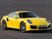Описание Porsche 911 Turbo купе поколение 2013г
